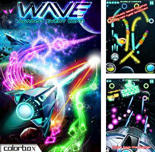 In addition to the sis game Eliminator Boat Duel for Symbian phones, you can also download Wave for free.