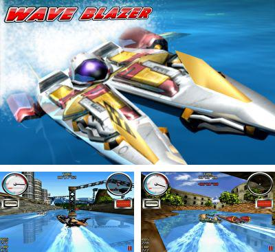 In addition to the sis game Gekido Advance: Kintaro's Revenge for Symbian phones, you can also download Wave blazer for free.