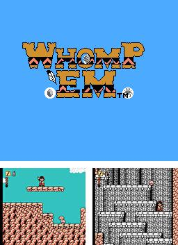 In addition to the sis game Super Mario reverse for Symbian phones, you can also download Whomp Em for free.