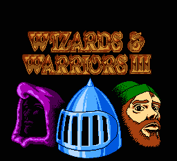Wizards and Warriors 3