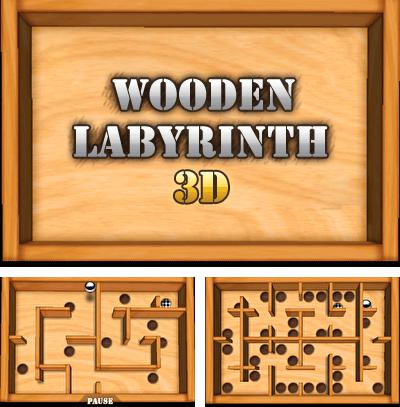 In addition to the sis game Angry Birds Seasons Cherry Blossom for Symbian phones, you can also download Wooden Labyrinth 3D for free.