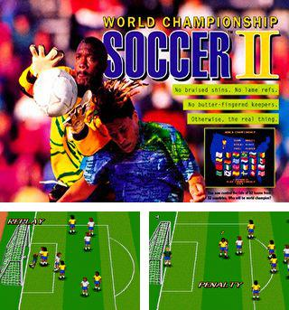 In addition to the sis game Lilo & Stitch for Symbian phones, you can also download World championship soccer 2 for free.