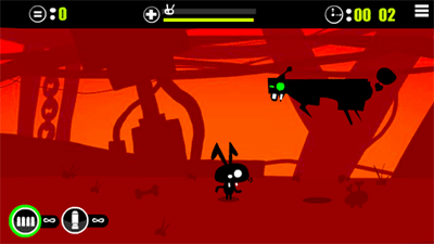 Mundo de Coelho  - Screenshots do jogo para Symbian. Jogabilidade do World Of Rabbit.