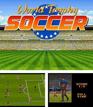 In addition to the sis game Warcraft 2 for Symbian phones, you can also download World trophy soccer for free.