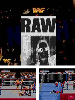 In addition to the sis game Urban Champion for Symbian phones, you can also download WWF Raw for free.