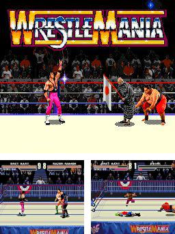 In addition to the sis game Turbo Grannies for Symbian phones, you can also download WWF WrestleMania for free.