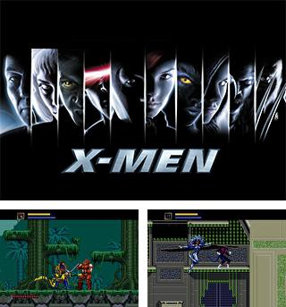 In addition to the sis game Millipede. Super breakout. Lunar lander for Symbian phones, you can also download X-Men for free.