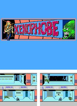 In addition to the sis game Zan: Yasha Enbukyoku for Symbian phones, you can also download Xenophobe for free.