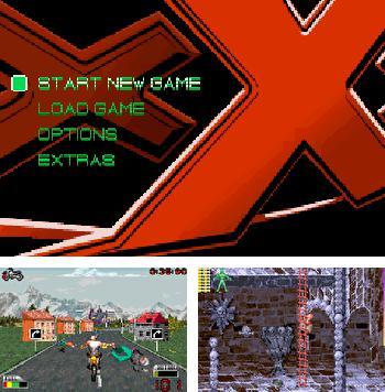 Crash bandicoot kart - Symbian game  Crash bandicoot kart