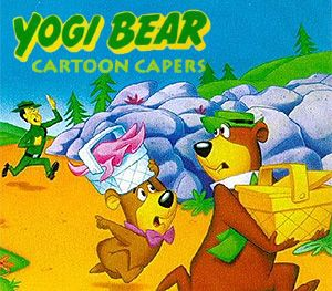 Yogi bear: Cartoon capers