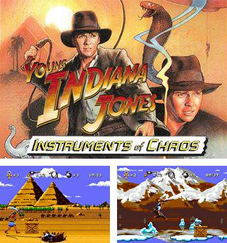 En plus du jeu sis Les Frères d'Armes 3D: gagné avec le sang pour téléphones Symbian, vous pouvez aussi télécharger gratuitement Le jeune Indiana Jones: Instruments du chaos, Young Indiana Jones: Instruments of chaos.