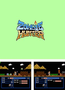 In addition to the sis game TOMB Treasure for Symbian phones, you can also download Zombie Hunter for free.