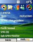 Download mobile theme Windows Classic