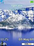 Download mobile theme Snowland