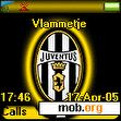 Download mobile theme Juventus [animated] by Vlammetje