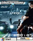 Download mobile theme Underground 2 shot
