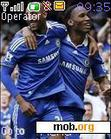 Download mobile theme Drogba_anelka