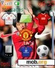 Download mobile theme Ronaldo