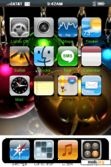 Download mobile theme Christmas