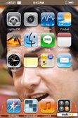 Download mobile theme Aamir khan