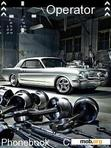 Download mobile theme mustang concept