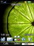 Download mobile theme Lime