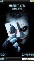 Download mobile theme Heath Ledger - remember you