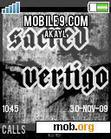 Download mobile theme Sacred Vertigo