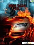 Download mobile theme Hot Car2 By Ofek