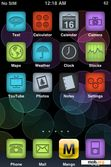 Download mobile theme Twilight