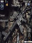 Download mobile theme Weaponology