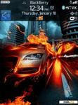 Download mobile theme Fired Racers