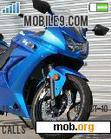 Download mobile theme Kawasaki Ninja 250R