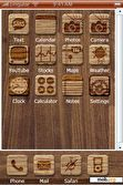 Download mobile theme wood