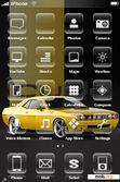 Download mobile theme MUSCLE CAR