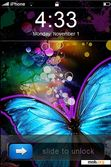 Download mobile theme sweet butterflie