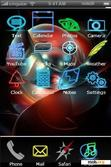 Download mobile theme Abstract