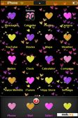 Download mobile theme hearts