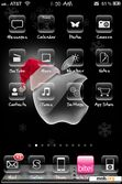 Download mobile theme Apple Xmas