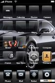 Download mobile theme BLACK CAR