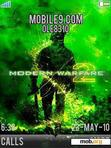 Download mobile theme Modern warfare 2