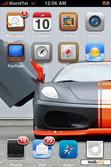 Download mobile theme SPORTS CAR