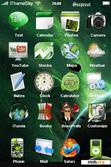 Download mobile theme GreenNova