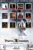 Download mobile theme PiratesCaribbean