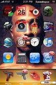 Download mobile theme Tupac Theme