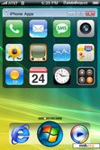 Download mobile theme Vista Extreme