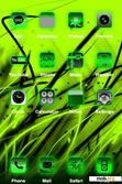 Download mobile theme Xadacka's Green Sensation