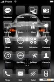 Download mobile theme SILVER CAR