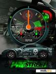 Download mobile theme ProStreet_Nfs_Clock_Flash
