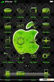 Download mobile theme New Green Apple